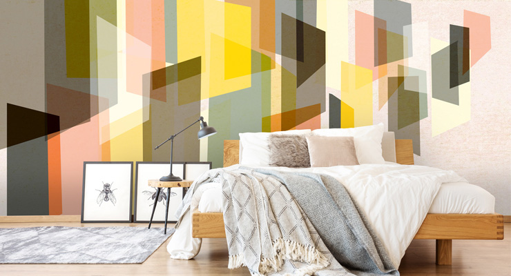部屋を広く見せる色・柄・レイアウト
